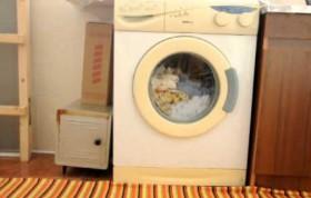 Tvarko skalbimo mašinas